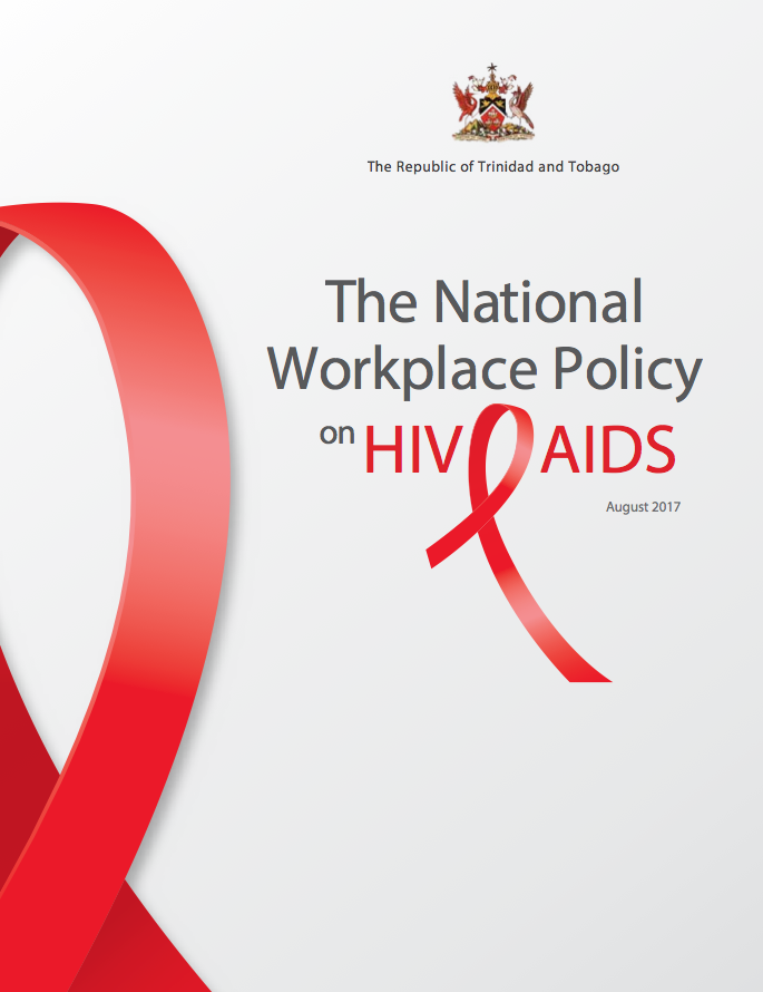 HIV Workplace Policy Cover