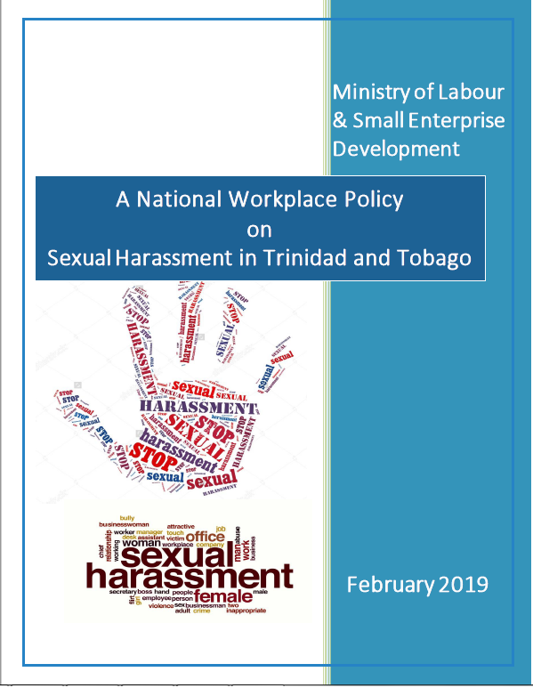 National Workplace Policy on Sexual Harassment